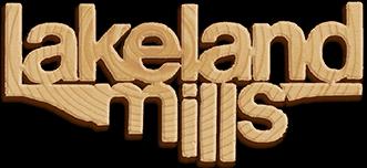 Lakeland Mills Retina Logo
