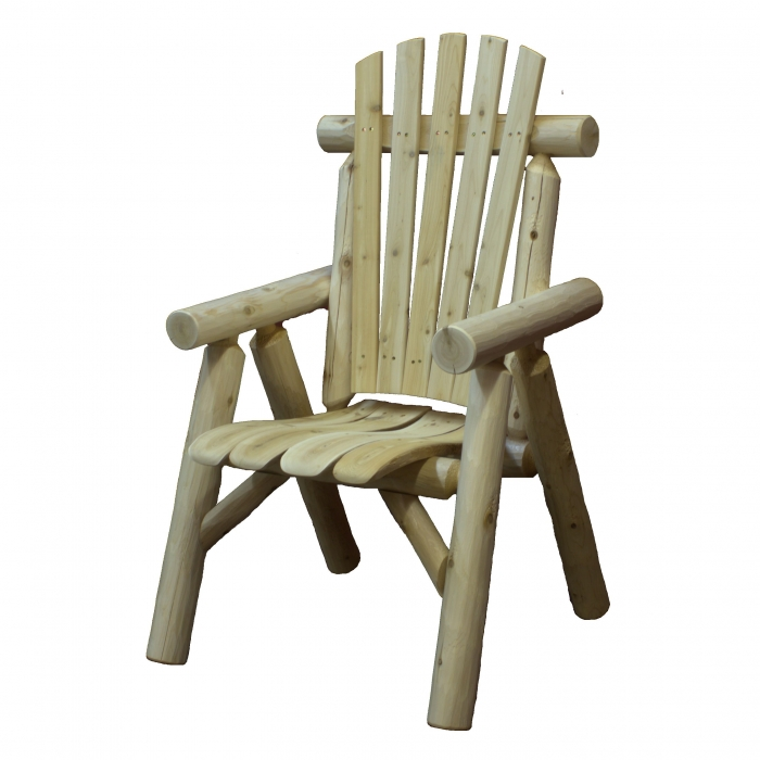 Comfortable and yet supportive dining chair