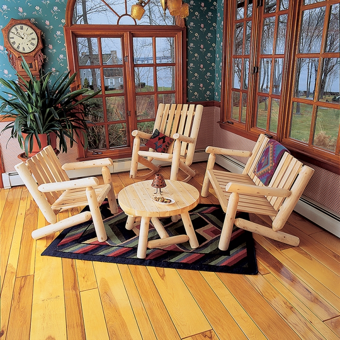 Great way to relax and enjoy company, indoors or out!