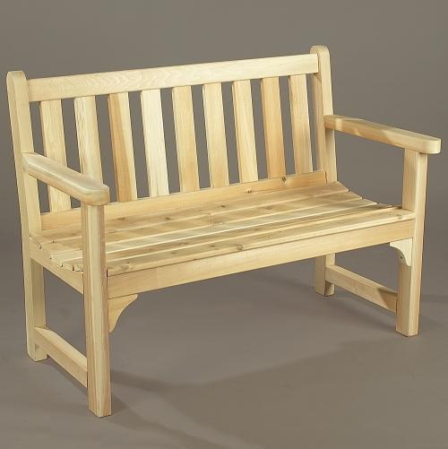 Great sitting area near your garden