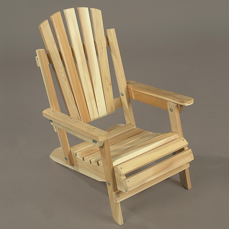 Cedar Looks Adirondack Junior Chair